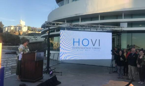 Alcaldesa Virginia Reginato valoró constitución jurídica de Corporación de Turismo-HOVI