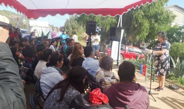 Conjunto habitacional Villa Arauco será beneficiado con mejoramiento de gran impacto social