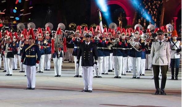 Con Tatoo de bandas militares y show artísticos, Viña del Mar motivará a la comunidad para cooperar en campaña Teletón 2018