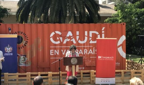 Obras de Gaudi se pueden conocer en Viña del Mar a través de realidad virtual