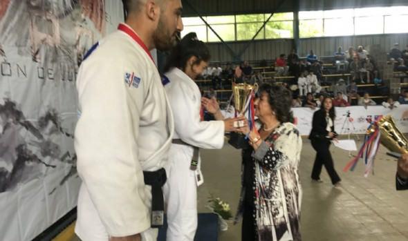 """Viña del Mar acogió por quinto año campeonato nacional de judo """"Embajador del Japón"""""""