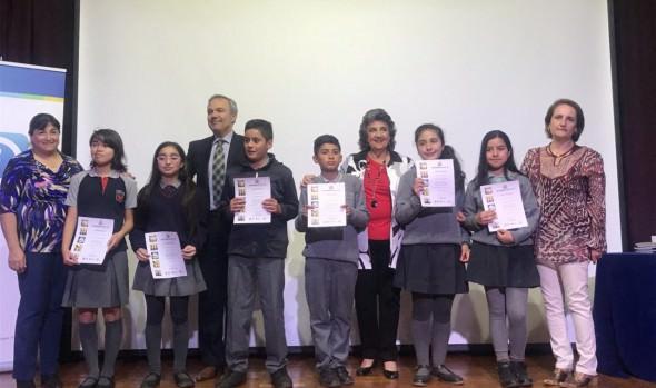 Estudiantes de escuelas municipales de Viña del Mar se convirtieron en anfitriones turísticos de la ciudad