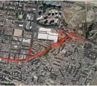 Municipalidad postula extensión de calle 6 Oriente a fondos externos