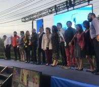 """Municipio premia a ganadores de IX Olimpíada Interempresas y Servicios Públicos """"Viña Ciudad del Deporte"""""""