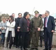 Avance para futura construcción de comisaría de  Forestal valoró alcaldesa Virginia Reginato