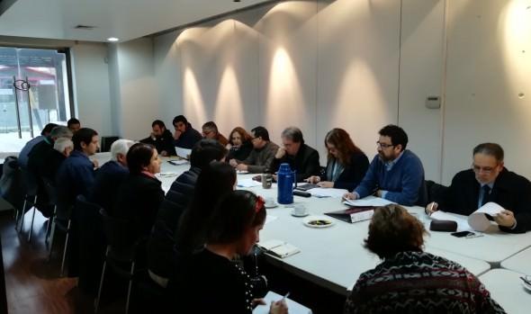 Municipio de Viña del Mar realiza positiva evaluación de comisiones de trabajo de Reñaca