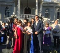 Nueva reina del Adulto Mayor de Viña del Mar fue coronada por alcaldesa Virginia Reginato