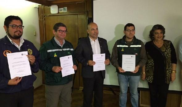 Destacan labor de Mesa técnica de prevención de riesgo y emergencias de Viña del Mar