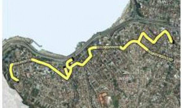 Municipio de Viña del Mar inicia proceso para pavimentar vía estructurante de Recreo