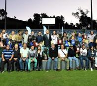 Municipio de Viña del Mar apoyó con trofeos a asociaciones de fútbol