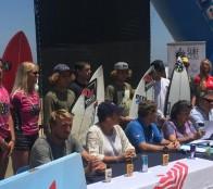 En Viña del Mar se comienza a vivir la fiesta del surf