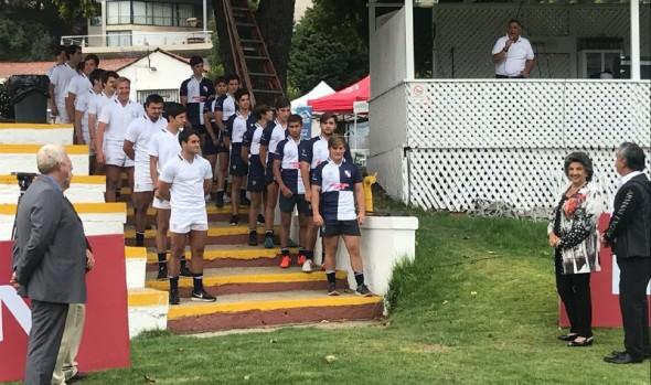 En colegio Mackay se realiza XIX versión del Seven a side juvenil