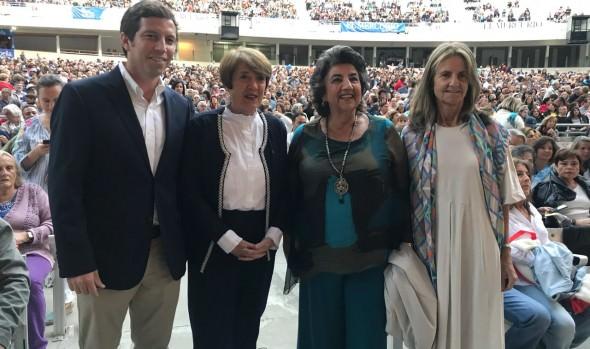 Gran cantidad de público disfrutó jornada inaugural de nueva Temporada de conciertos de verano en la Quinta Vergara