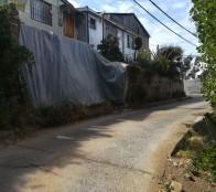 Municipio de Viña del Mar llama a licitación para construcción de dos importantes muros de contención
