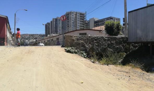 Acceso a Feria Marga Marga por Simón Bolívar deja de funcionar y se traslada hacia el poniente