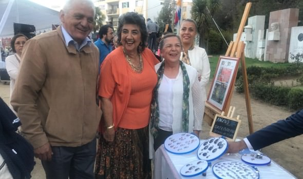 60° Feria Internacional de Artesanía acoge a representantes de latinoamérica, Europa, Asia y Rapa Nui
