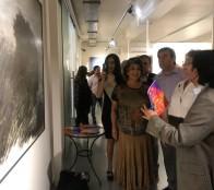"""Muestra """"Mirada Joven"""" se exhibe en Museo Palacio Rioja de Viña del Mar"""