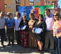 Condominios sociales de Glorias Navales concluyeron exitosamente programa de mejoramiento integral