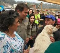 Familias y sus mascotas disfrutaron de PetPelusa Viña 2019