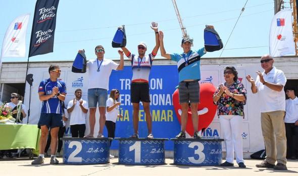 Viña del Mar demostró estar preparada para ser sede del Triatlón en los Panamericanos 2023