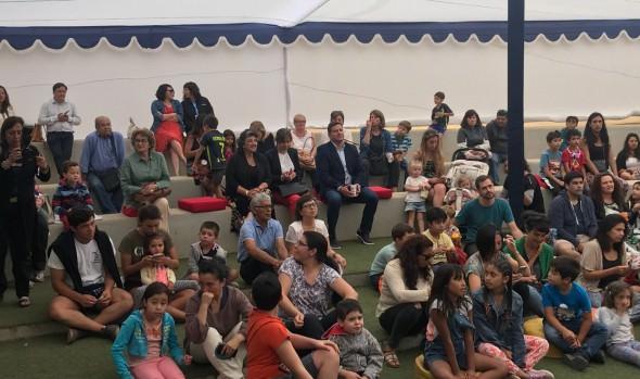 Museo Artequin Viña del Mar inició ciclo de teatro infantil de verano