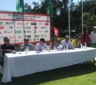 182 jugadores disputan el abierto de Golf de Granadilla en Viña del Mar