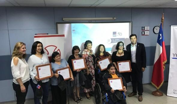6 viñamarinos pacientes de Teletón recibieron apoyo de Fosis para desarrollar emprendimientos