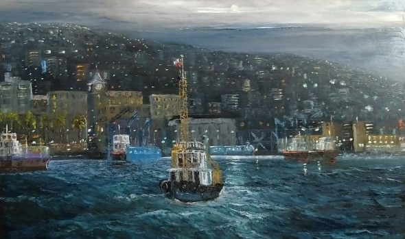 Municipalidad de Viña del Mar invita a exposición de pintura en el Castillo Wulff