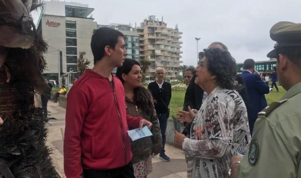 """En Viña del Mar impulsan campaña preventiva de seguridad vial """"Todos somos peatones"""""""