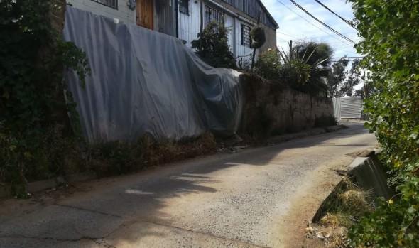 Municipio de Viña del Mar adjudicó construcción de muros de contención en Chorrillos y El Olivar