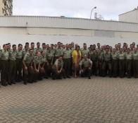 Alcaldesa Virginia Reginato destaca aumento de contingente de carabineros para la comuna