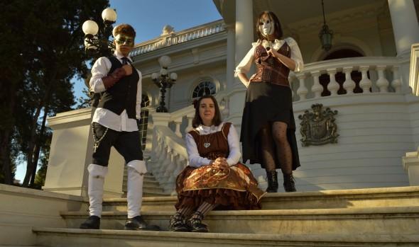 Municipalidad de Viña del Mar invita a ''Steampunk Festival'' en el Palacio Rioja