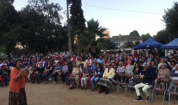 Miles de personas disfrutaron con Fiesta del Roto chileno en Viña del Mar