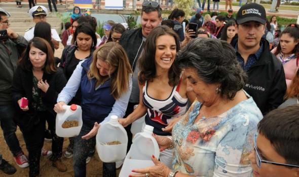 Con masivo Basura Challenge, Festival de Viña 2019 renovó su compromiso con el medio ambiente
