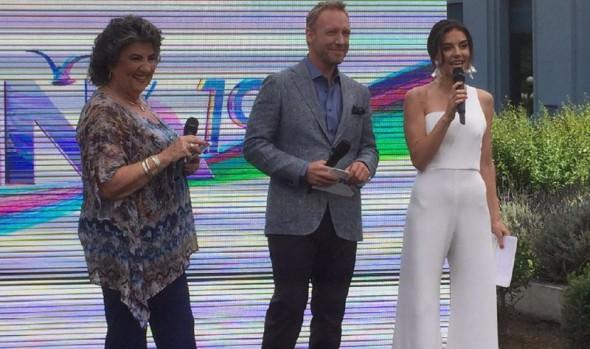 Alcaldesa Virginia Reginato destaca los 60 años del Festival de Viña