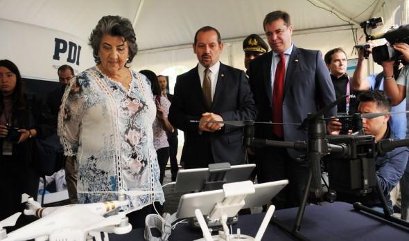 Recursos humanos y tecnología garantizan seguridad del Festival y eventos asociados