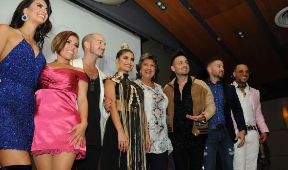 Alcaldesa Virginia Reginato dio la bienvenida a participantes de las competencias del Festival