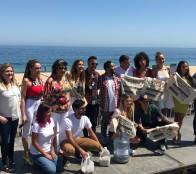 """Candidaturas de """"Los Reyes de Viña"""" cerraron sus campañas con iniciativas ambientales"""