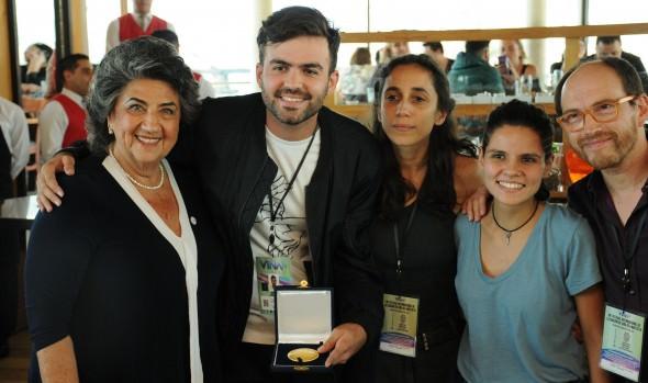 SCD reconoce a participantes de las competencias del Festival de Viña del Mar 2019