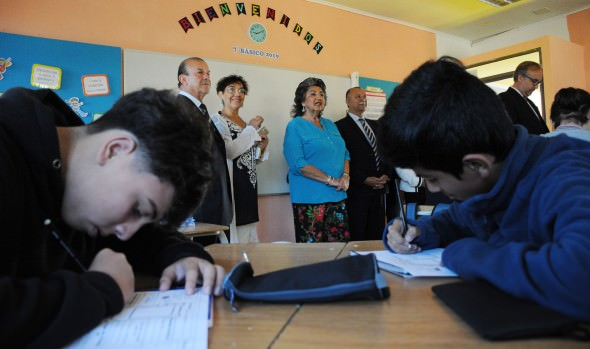 """Municipio de Viña del Mar presentó plan preventivo """"Regreso a clases seguro"""" en el inicio del año escolar"""