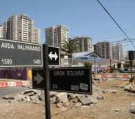 Municipio reforzará señalética por desvíos de tránsito en intervención de calle Simón Bolívar