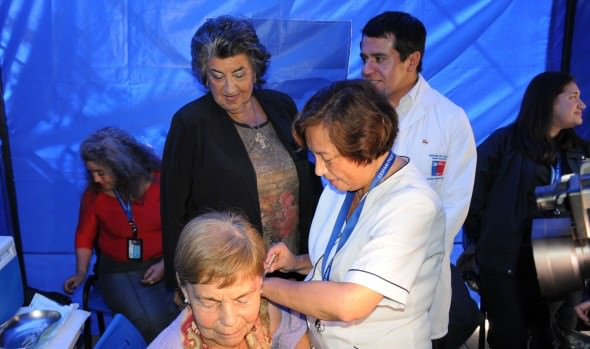 Municipio de Viña del Mar llama a vacunarse contra la influenza