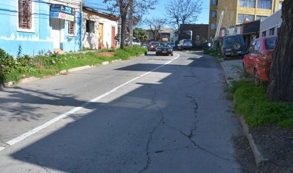 Pavimentación de principal vía de Recreo se concretará antes de fin de año