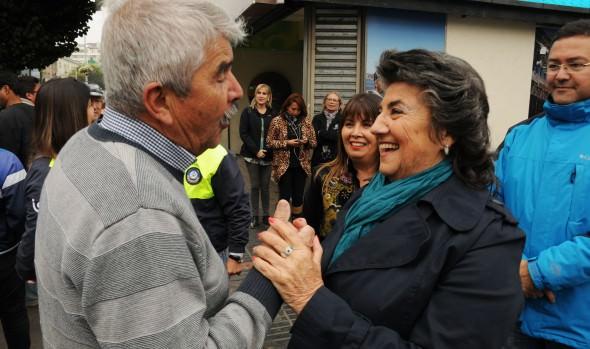 Municipio de Viña del Mar y Carabineros motivan a utilizar línea de Denuncia Seguro ante delitos