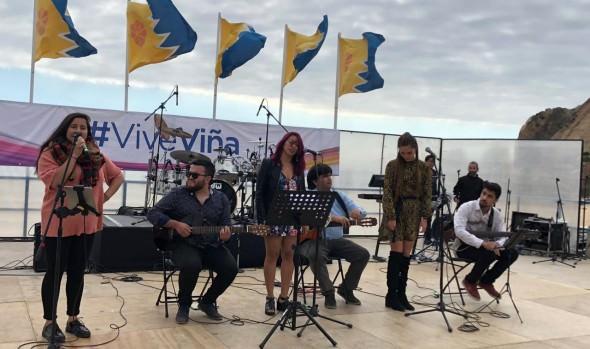 Con gran actividad familiar municipio de Viña del Mar finalizó Mes de la Mujer