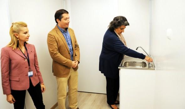 Obras de mejoramiento de Cesfam Dr. Marco Maldonado de Viña del Mar presentan importante avance