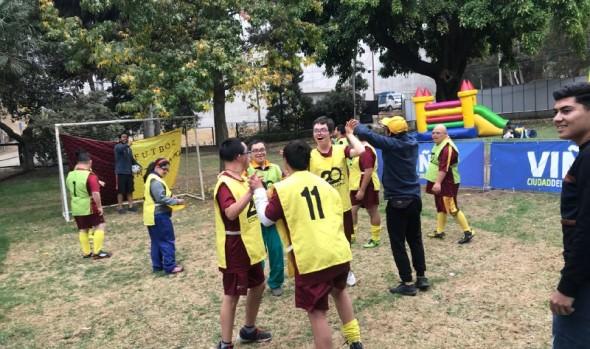 Municipio de Viña del Mar  realizó jornada familiar para promover la inclusión social de personas en situación de discapacidad
