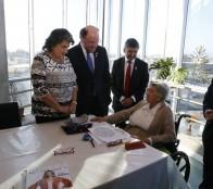 Ministro de Desarrollo Social destacó labor del Sanatorio Marítimo San Juan de Dios de Viña del Mar