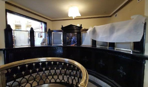 Restauración de Teatro Municipal de  Viña del mar entra en etapa final