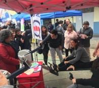 En escuela municipal de Viña del Mar se lanzó programa para combatir la obesidad en menores y adolescentes